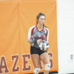 Trail volleyball sweeps TCN