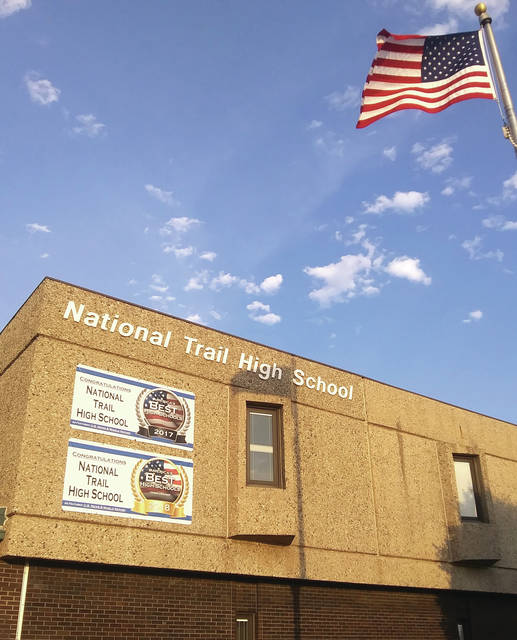 The National Trail School District income tax levy is up for renewal Nov. 5. The levy will generate approximately $1 million per year to cover operating costs for the district.