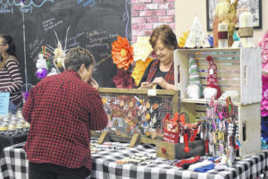 PCCOA craft bazaar held