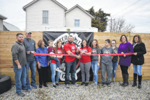 New gym opens in Lewisburg