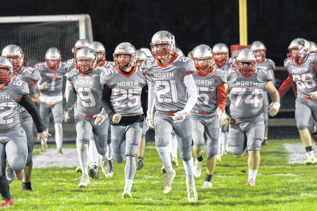 Tri-County North concluded the 2019 football season with an 82-8 loss to visiting Fort Loramie on Friday, Nov. 1. The Panthers end Matt Money's first year as head coach with a 1-9 overall record and 1-7 mark in the Cross County Confence. North's lone win this season was against rival Twin Valley South.