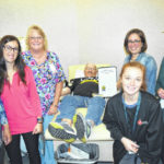 Eaton blood donor Clark saluted as 'one of Ohio's finest citizens'
