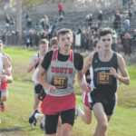 Saul 33rd at state