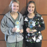 MVCTC Health and Consumer Science students recognized as December Students of the Month