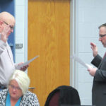 Council president Jeff Hickey sworn in as mayor of West Alexandria