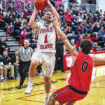 Singleton's double-double leads Shawnee