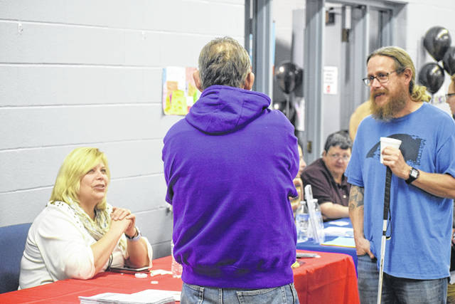 This year, Home is the Foundation (HIT Foundation) partnered with Preble County Habitat for Humanity to host a Community Resource Fair on Tuesday, Jan. 21. Approximately 27 community partners gathered to provide information and resources to those in need.