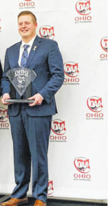 Local auctioneer wins 2020 Ohio State Champion Auctioneer