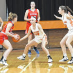 Trail boys still unbeaten in CCC; girls fall to Madison, T-V