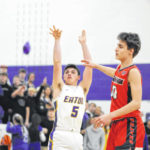 Eagles come up short in home finale