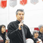 TVS celebrates Coach A's career with OT win