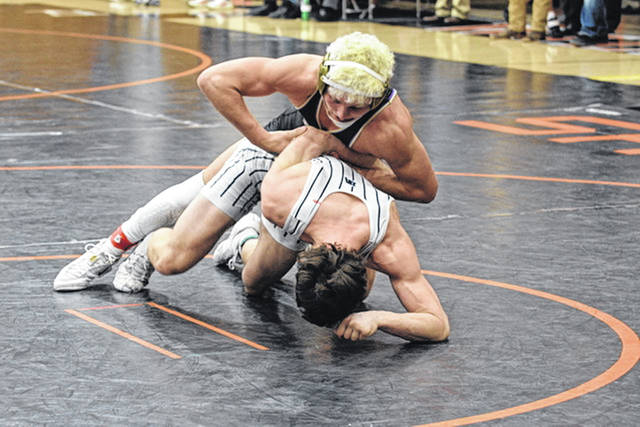 Eaton senior Zac Schmidt finished third at the Division II district tournament on to qualify for state for the first time. Schmidt, a state alternate last season, will take a 36-8 record into the final tournament of the season. The district tournament was held on Friday and Saturday, March 6-7, at Wilmington High School.