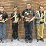 Geography bee winners named