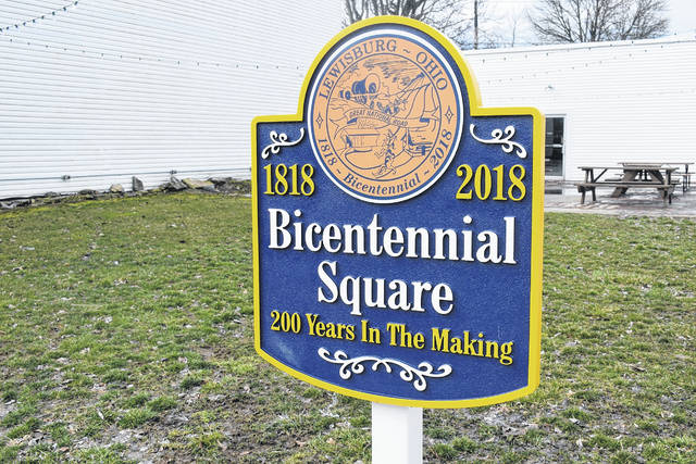 The Village of Lewisburg received $25,000 from OFCC's Cultural Facilities Grant to purchase the Bicentennial Store property in hopes of eventually turning it into a museum area.
