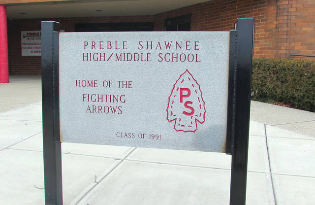 Preble Shawnee Board of Education members discussed the recently announced three-week closure of all public and private schools in Ohio due to the coronavirus at their monthly meeting Thursday, March 12.