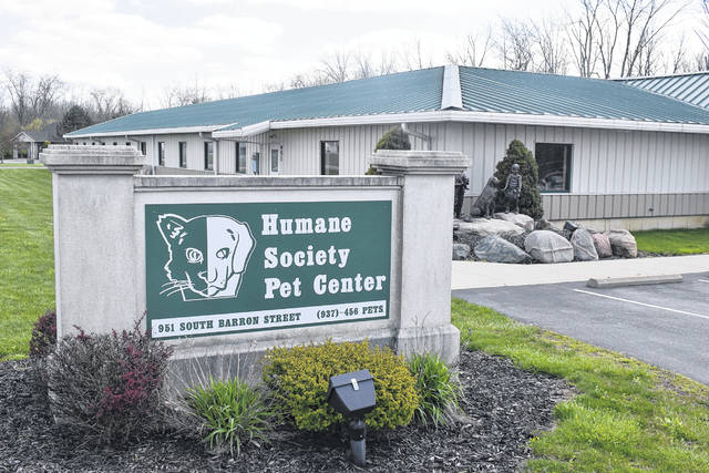 Preble County Humane Society has seen an uptick in applications, but a downturn in donations since the COVID-19 Pandemic began.