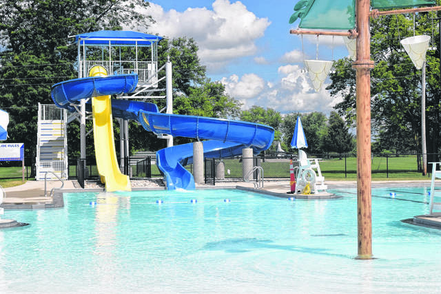 """The City of Eaton is monitoring the COVID-19 situation, but hopes to keep operations as """"normal"""" as the situation will allow. This includes the potential opening of the Main Street Aquatic Center, which City Manager Brad Collins discussed during the City of Eaton council meeting on Monday, April 20."""