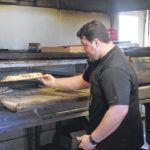 Ron's Pizza provides lunches for students