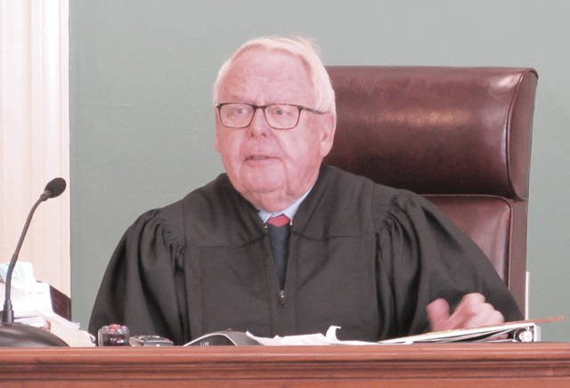 Judge James A. Brogan granted Ward release pending his planned appeal, citing the prevalence of Covid-19 infections in Ohio's prisons and jails.
