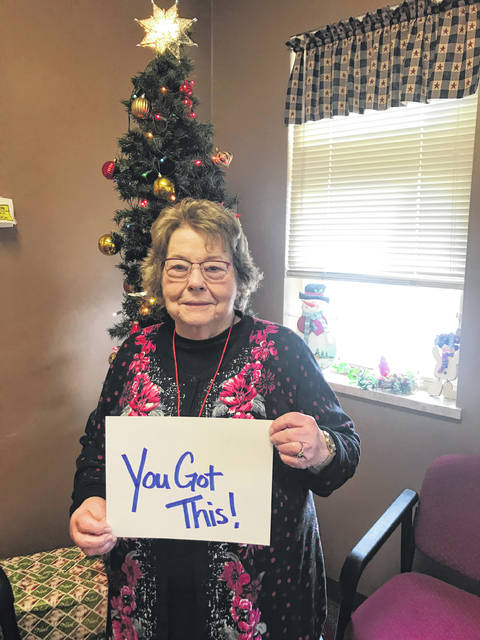 The staff at the Preble County Senior Center is eagerly awaiting the day when members can meet and enjoy activities together once more.