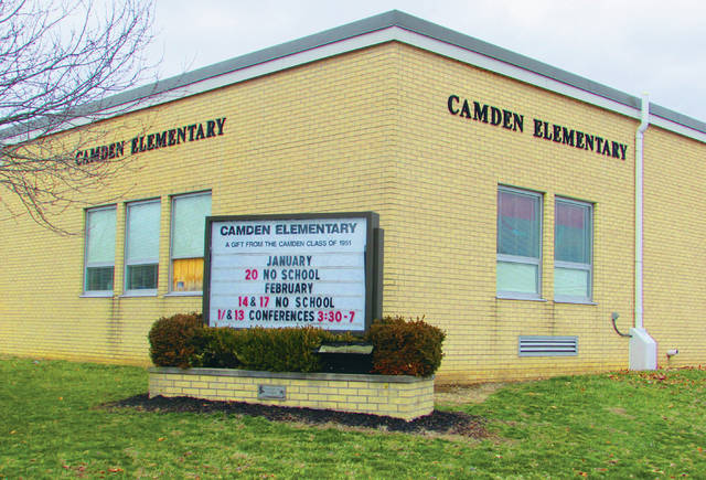 Under plans currently being considered by Preble Shawnee School District, fourth and fifth graders displaced by the closure of West Elkton Intermediate would likely be relocated to Camden Primary School.
