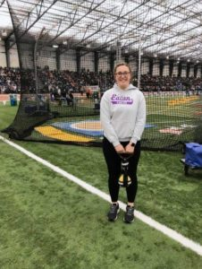 Eaton places in Ohio State Division 2/3 Indoor Track & Field Championships