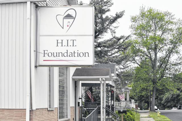 The H.I.T. Foundation office is located at 111 W. Somers St. in Eaton.