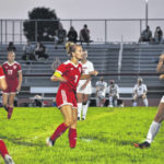 South soccer sweeps doubleheader over Carlisle