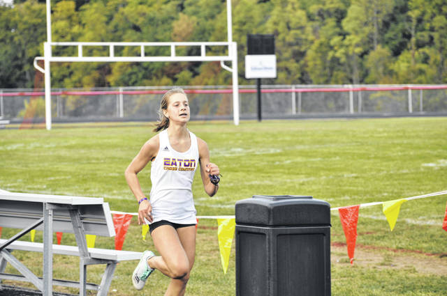 Preble County athletes ran hard at the Preble County Meet on Tuesday, Sept. 22.