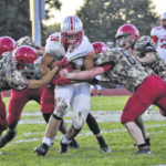 Tri-County North takes down Twin Valley South on the road 42-7