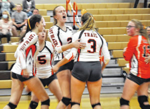 Trail comes back against Mississinawa Valley in five sets
