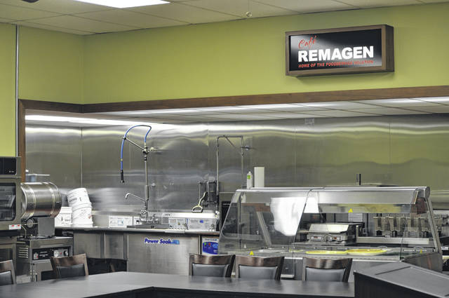 Remagen's facility houses Cafe Remagen, a demonstration kitchen.