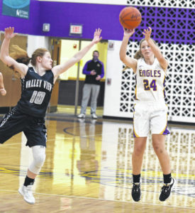 Slow start dooms Eagles against Valley View