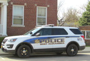 Village of West Alexandria considering reducing police budget