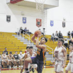 Eaton Eagles fall to Dixie despite Breyden Boston's double-double