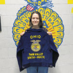 First-year TVS-MVCTC FFA members awarded jackets