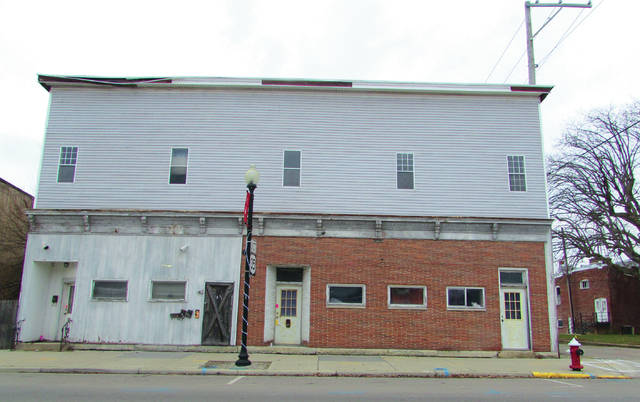 """The former site of the Twin Tavern, located at 10 N. Main St. in West Alex, was previously declared a fire hazard and is now reportedly in danger of """"imminent collapse."""""""