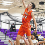 National Trail boys dominate Eaton in 79-50 road win