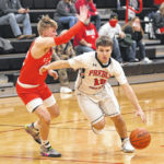 Shrout scores career-high 34 to lift Arrows over Carlisle