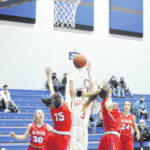 Tri-County North girls overpowered by Tri-Village