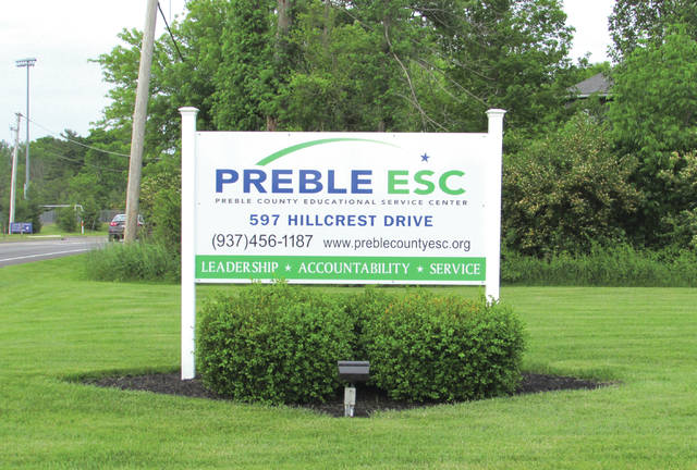 The Preble County Educational Service Center (ESC) elected Board of Education officers, and discussed online learning and substitute teacher shortages, during its first monthly meeting of 2021 on Wednesday, Jan. 27.
