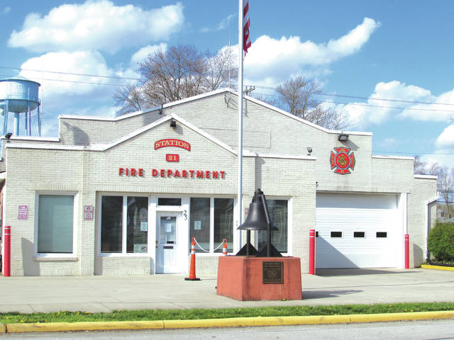 A letter from the Ohio Bureau of Workers' Compensation Division of Safety and Hygiene alleges safety violations by staff members of the Village of West Alexandria Fire Department.