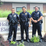 Schmidt, Wray named Officers of the Year
