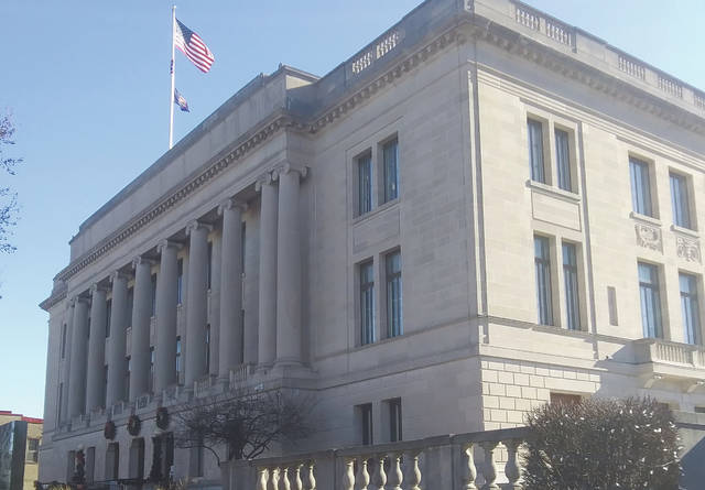 Preble County Common Pleas heard cases involving drugs, forgery, and harassment with a bodily substance this week.