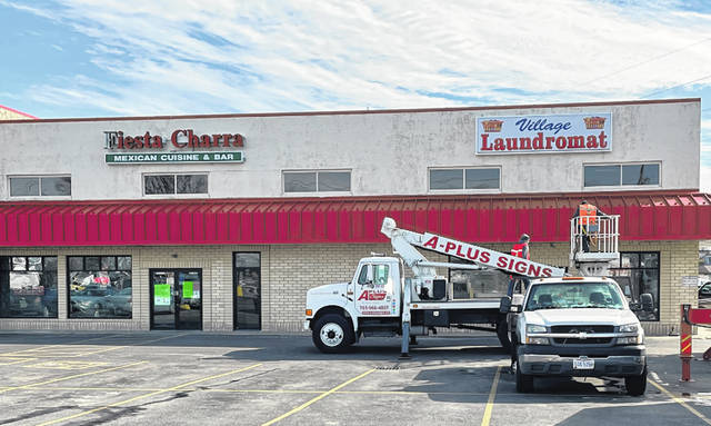 Village Landromat is located at 1304 N. Barron St. in Eaton.