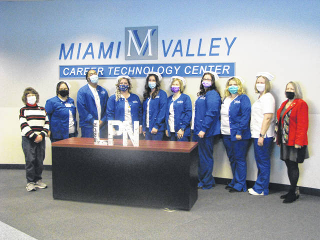 MVCTC Adult Education Practical Nursing program is proud to congratulate the 12 recent graduates that completed the program and are ready to test for the NCLEX licensure exam.
