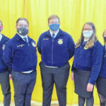 Trail FFA competes in public speaking, meat judging