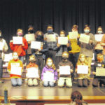 Cole wins county spelling bee