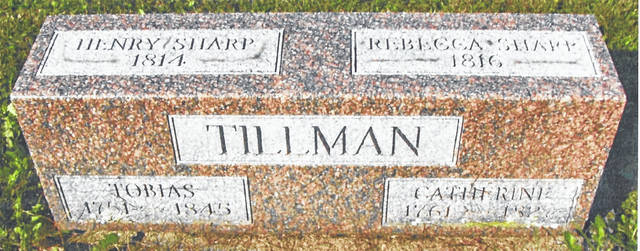 Tillman's grave at Roselawn Cemetery in Lewisburg.