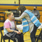 Vaccination clinics held for school staff